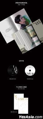 Ong Seong Wu Mini Album Vol. 1 - LAYERS (White Version)