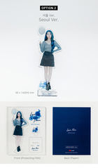 IU - [2019 Love, poem] ACRYLIC STAND (Seoul Version)