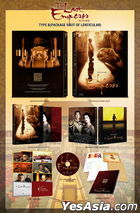 The Last Emperor (Blu-ray) (Lenticular Full Slip Scanavo Case Numbering Limited Edition) (Korea Version)
