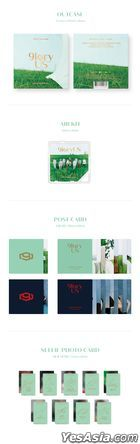 SF9 Mini Album Vol. 8 - 9loryUS (KiT Album)
