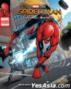 Spider-Man: Homecoming (2017) (Blu-ray) (2D + 3D) (Steelbook) (Hong Kong Version)