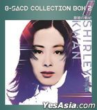 Shirley Kwan 8-SACD Collection Box 2 (With Poster) (Limited Edition)
