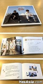Friendship with Krist-Singto Photobook