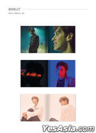 TVXQ: U-Know Yun Ho Mini Album Vol. 1 - True Colors (Kihno Album)