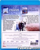 Frozen 2-Movie Collection (Blu-ray) (Hong Kong Version)