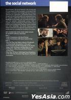 The Social Network (2010) (Blu-ray) (Hong Kong Version)