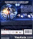 Ender's Game (2013) (Blu-ray) (Hong Kong Version)