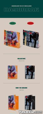 Highlight: Yoon Doo Jun Mini Album Vol. 1 - Daybreak (Day + Break Version) + 2 Posters in Tube