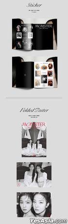 Red Velvet - IRENE & SEULGI Mini Album Vol. 1 - Monster (Base Note Version) + 2 Posters in Tube (Base Note Version)