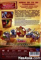 The Lion Guard: Return of the Roar (2015) (DVD) (Hong Kong Version)