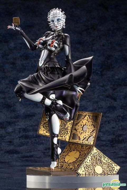 KOTOBUKIYA HORROR BISHOUJO Hellraiser III PINHEAD 1//7 PVC Figure NEW from Japan