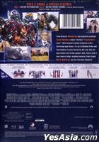 Transformers: Age of Extinction (2014): Convoy Transformers Box (3D Blu-ray + Bonus Disc) (Hong Kong Version)