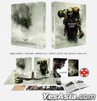 Hacksaw Ridge (Blu-ray) (Steelbook Full Slip Normal Edition) (Korea Version)