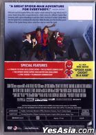 Spider-Man: Into the Spider-Verse (2018) (DVD) (Hong Kong Version)