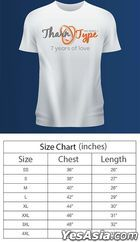 TharnType The Series Season 2 - T-Shirt (Type A) (Size M)