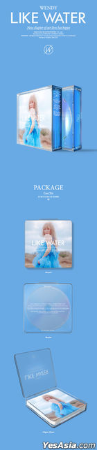 Red Velvet: Wendy Mini Album Vol. 1 - Like Water (Case Version)