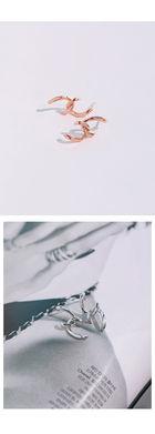 Victon : Kang Seung Sik Style - Denian Earrings (Gold)