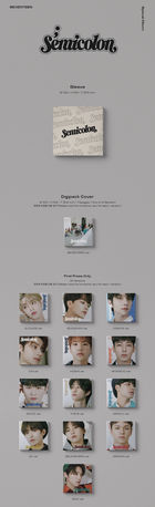 Seventeen Special Album - ; [Semicolon]