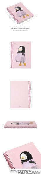 Pengsoo Study Planner for 100 Days (Gray)