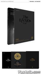 EXO - EXO PLANET #4 -The ElyXiOn[dot] Live Album (2CD + Lyrics Book + Photo Card)