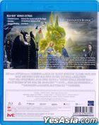 Maleficent: Mistress of Evil (2019) (Blu-ray) (Hong Kong Version)