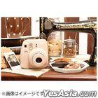Fujifilm Instax Mini 8 Plus (Cocoa) Instant Camera