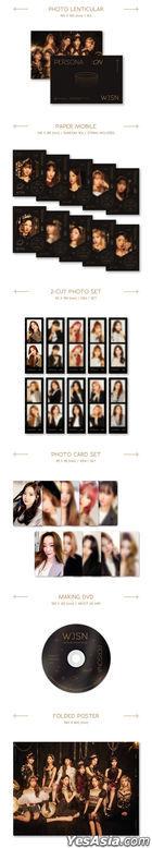 WJSN 1st Photobook ON & OFF (Persona ON Version)