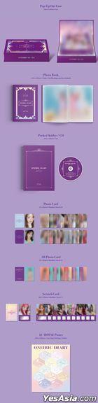 IZ*ONE Mini Album Vol. 3 - Oneiric Diary (3D Version)