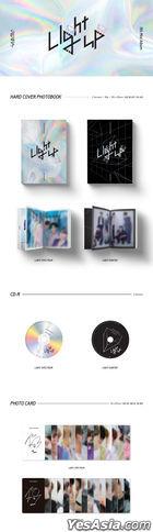 UP10TION Mini Album Vol. 9 - Light UP (LIGHT SPECTRUM Version)