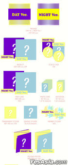 (G)I-DLE Single Album Vol. 1 - DUMDi DUMDi (Night Version) + Random Poster in Tube