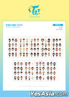 Twice 'Twaii's Shop' Official Goods - Character Album Sticker (Na Yeon)