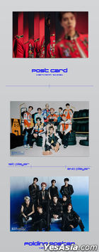 NCT 127 Vol. 2 Repackage - NCT #127 Neo Zone: The Final Round (1st Player + 2nd Player Version)