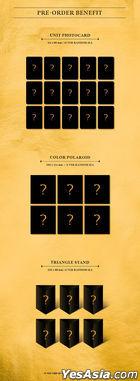 Monsta X Mini Album - FANTASIA X (Random Version)