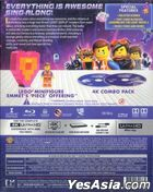 The Lego Movie 2: The Second Part (2019) (4K Ultra HD + Blu-ray + Lego Mini Figure) (Hong Kong Version)