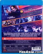 John Wick: Chapter 3 - Parabellum (2019) (Blu-ray) (Hong Kong Version)