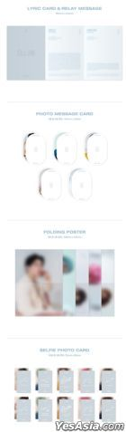 N.Flying Mini Album Vol. 7 - So, Tong (COMMUNICATION + MIS-COMMUNICATION Version) + 2 Posters in Tube (COMMUNICATION + MIS-COMMUNICATION Version)