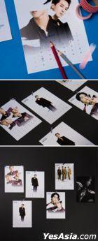 Winner 'CROSS' Official Goods - 2020 Poster Calendar