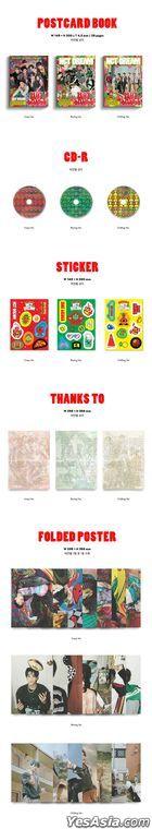 NCT DREAM Vol. 1 - Hot Sauce (Photo Book Version) (Chilling Version)