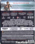 Tomb Raider (2018) (4K Ultra HD + Blu-ray) (Steelbook) (Hong Kong Version)