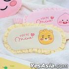 Kakao Friends Little Sleeping Eye Mask (Apeach)