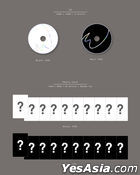 Park Ji Hoon Mini Album Vol. 3 - The W (Blanc + Noir Version) + 2 Posters in Tube