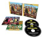 Sgt. Pepper's Lonely Hearts Club Band [2SHM-CD] (Normal Edition)(Japan Version)