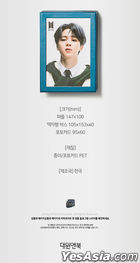 BTS Mini Jigsaw Puzzle & Frame (108 Pieces) (V)