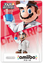 Amiibo Dr. Mario (Dairantou Smash Brothers Series) (Japan Version) (re-production)