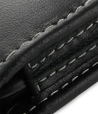 PDair Leather Case for Archos 101 Internet Tablet - Horizontal Pouch Type (Black)