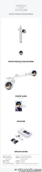 EXO : Suho - Photo Projection Keyring