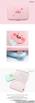 Kakao Friends Little Friends 13-inch EVA Notebook Pouch (Apeach)