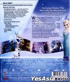 Frozen (2013) (Blu-ray) (Hong Kong Version)