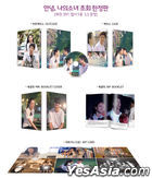 Take Me to the Moon (DVD) (First Press Booklet + Art Card Limited Edition) (Korea Version)
