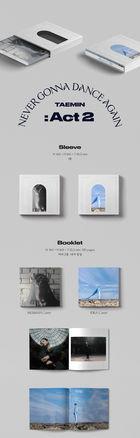 SHINee: Tae Min Vol. 3 - Never Gonna Dance Again : Act 2 (Random Cover)